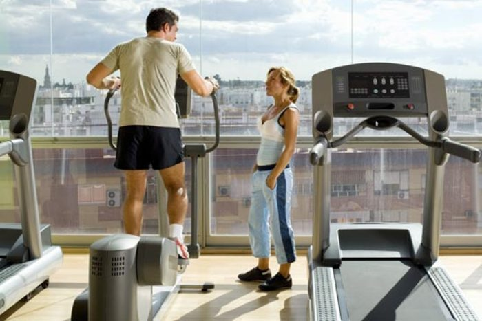 What Is the Difference Between Elliptical Machines? Healthy Living - azcentral.com