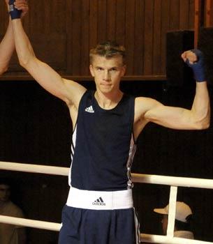 Pavol hlavačka, mgr. tréner boxu