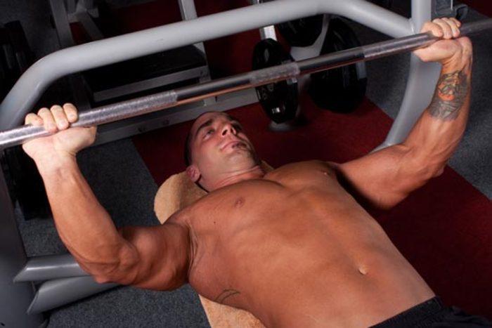 Tréningová metóda späťpercentným zvýšením váhy