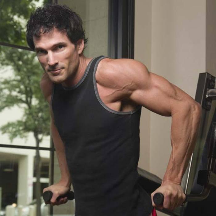 Ako na triceps