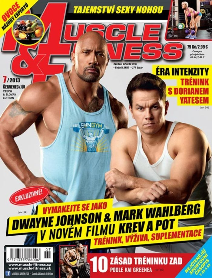MUSCLE&FITNESS 7/2013