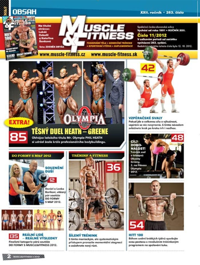 MUSCLE&FITNESS 11/2012
