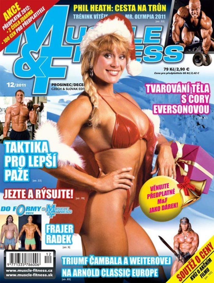 MUSCLE&FITNESS 12/2011
