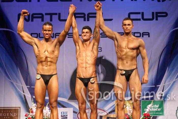 Scitec Nutrition Natural Cup 2013