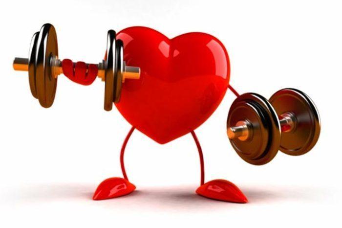 Čo sa deje v srdci atléta