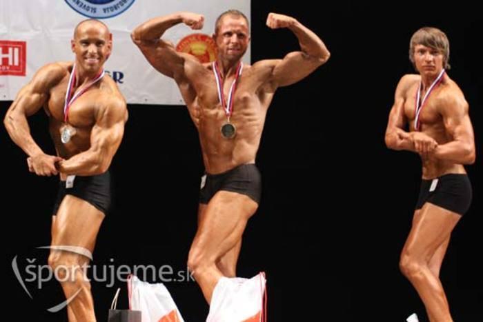 Majstrovstvá Slovenska vo fitness a bodyfitness 2011 Piešťany