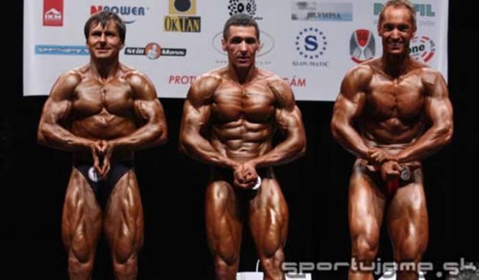 Banskobystrická Grand Prix 2009 - Muži do 180cm