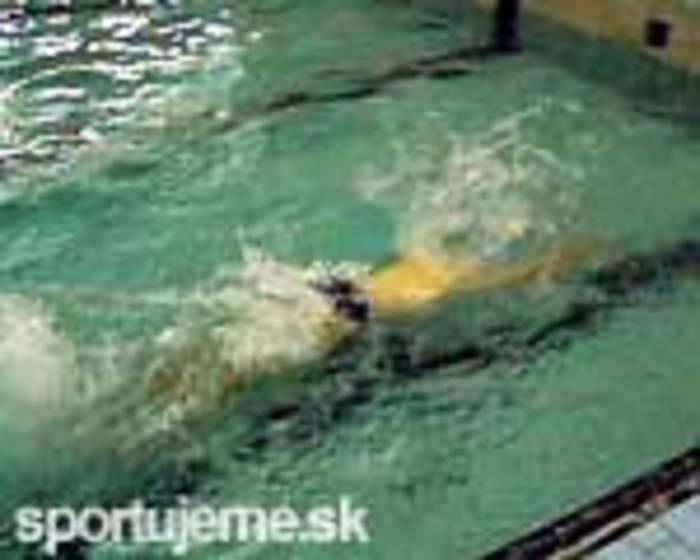 Motýlik, Delfín - plavecký spôsob