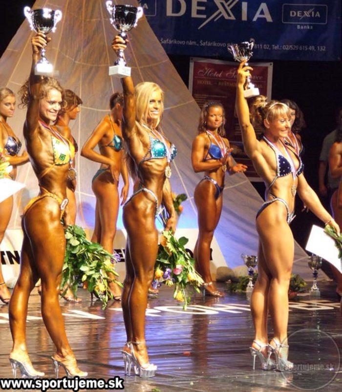 Majstrovstvá SR vo fitness a bodyfitness žien a fitness mužov