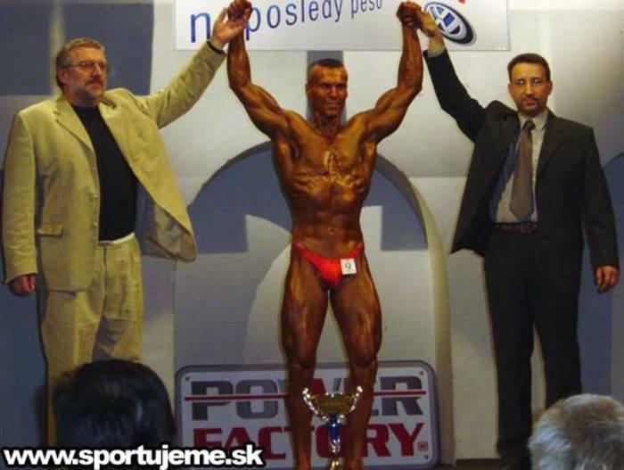Muscular Storm Cup kondičných kulturistov Prešov 2006