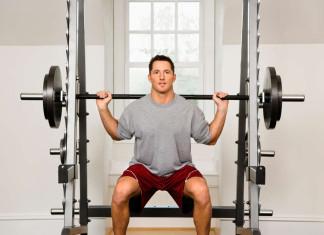 drep, cvičenie, tréning