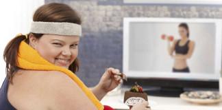chudnutie bez cvičenia