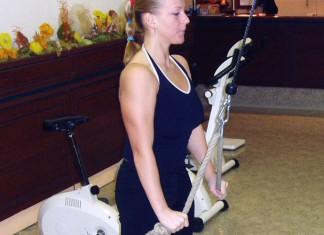 tricepsové sťahovanie kladky