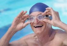 plávanie v staršom veku