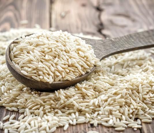 proteín z hnedej ryže