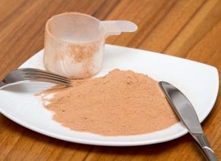 bielkoviny a proteín ako výživový doplnok