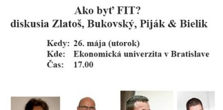 ako byt fit diskusia