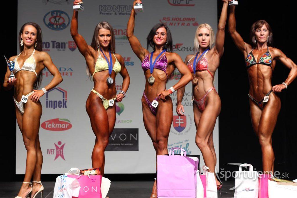 bodyfitness msr 2015 Nitra