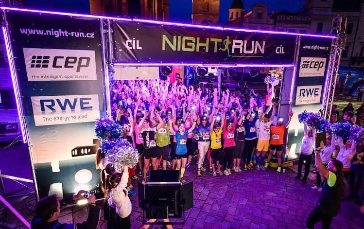 nitra night run