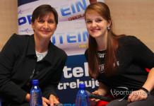 Lenka Ilavská a Tina Perlácová