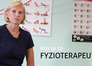 Iveta Stanková fyzioterapeut