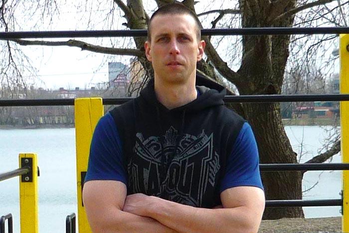 Michal Bisták osobný tréner
