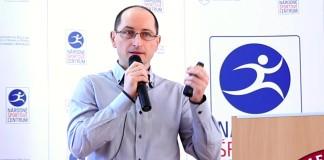 Milan Sedlika prednáša o výžive a výživových doplnkoch