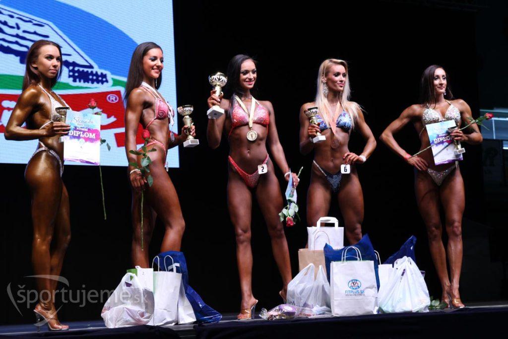 fitness ženy 2016