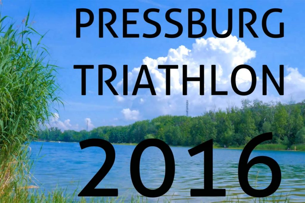 Pressburg Trathlon 2016
