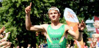 Tadeáš Fazekaš na Pressburg Triathlon 2016