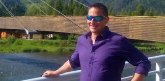 Marek Vernarčík tréner plávania Poprad
