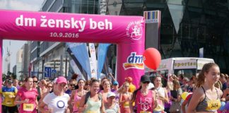 DM ženský beh 2016 4km