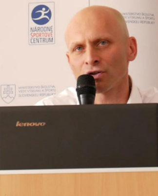 Róber Bereš prednáška o regenerácii vo vrcholovom športe