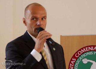 Marián Vanderka prednáška o kondičnej príprave